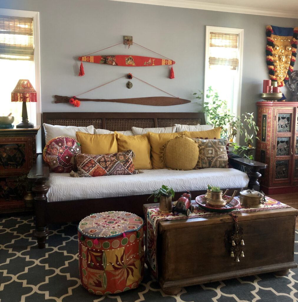 traditional Indian living room design and decoration ideas |decor goals 2020 for india