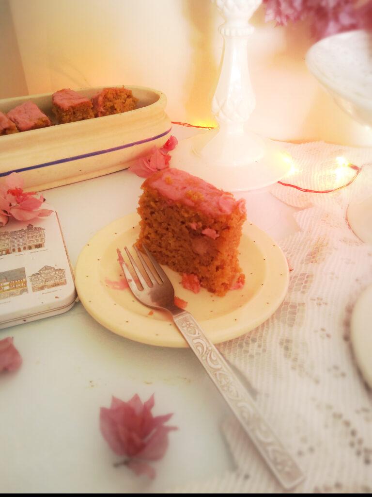 Recipe: Strawberry Cake