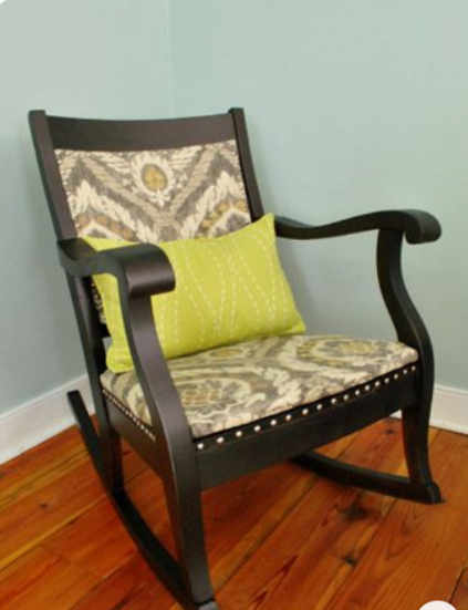 Grandfathere rocking chairs incorporate it into home decor