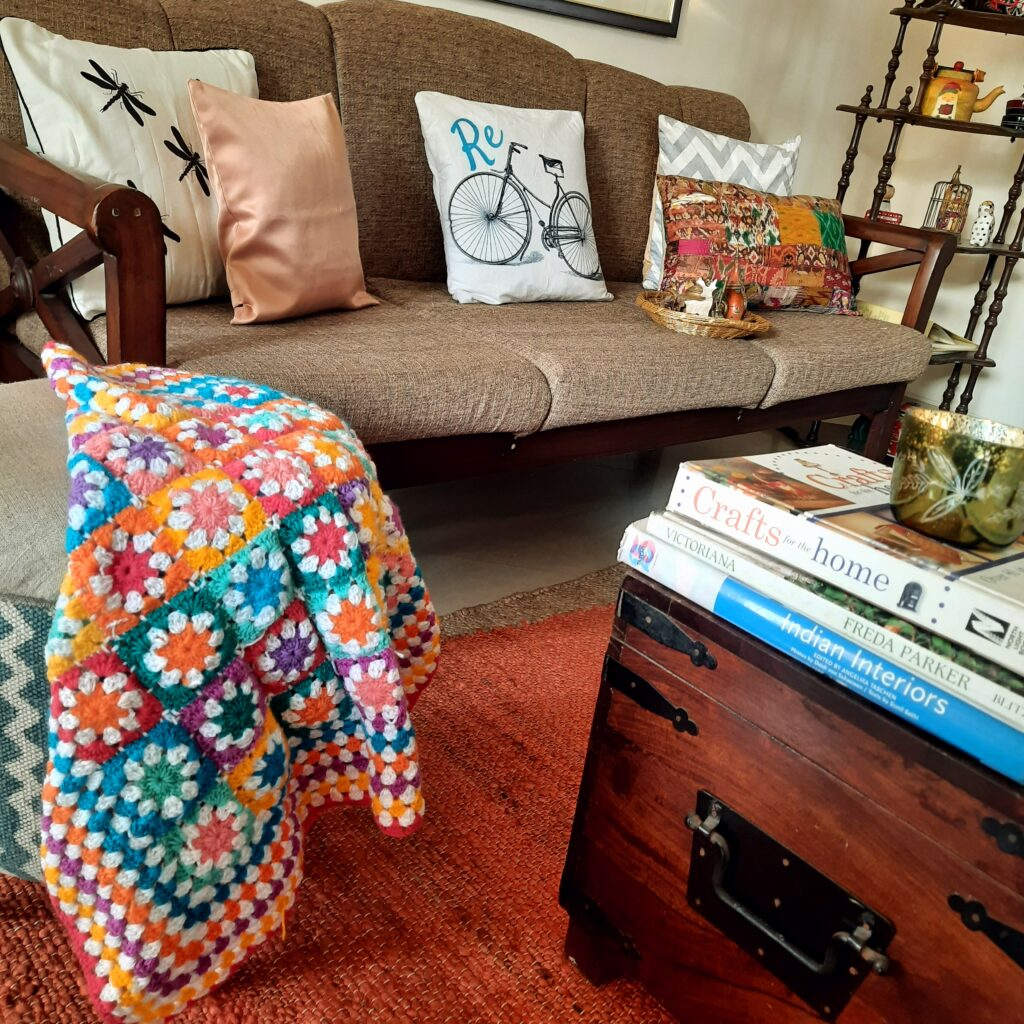 Sustainable products at the living room - Decor trends 2021 for Indian homes | Thekeybunch decor blog