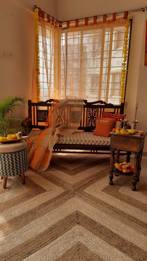 golden decor living room | Areas where an Interior Stylist can help you | Thekeybunch decor blog