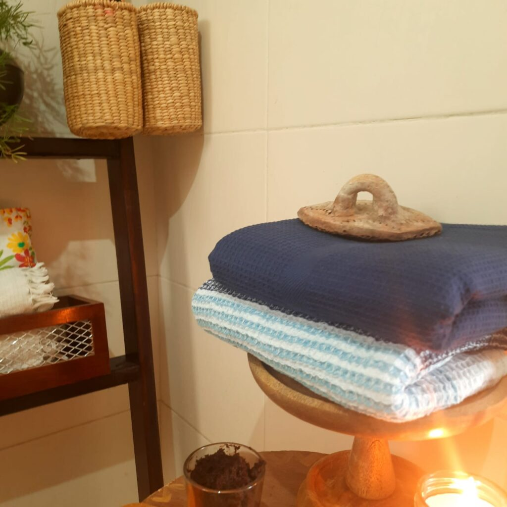 Light, quick dry hamam towels, perfect for the monsoons  Monoon decor and living edit