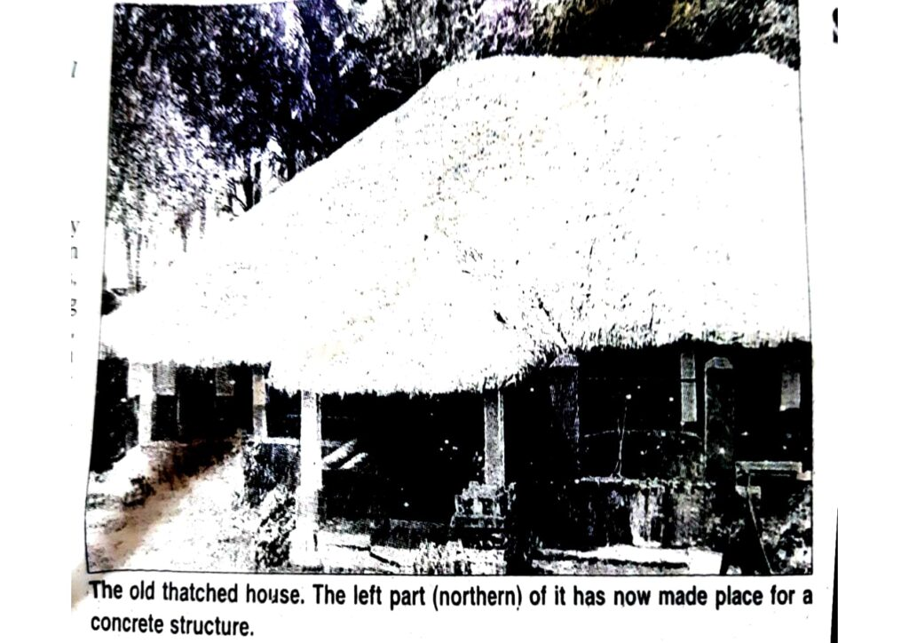 Kodialguthu House  Heritage home tour  The Keybunch  old thatched roof
