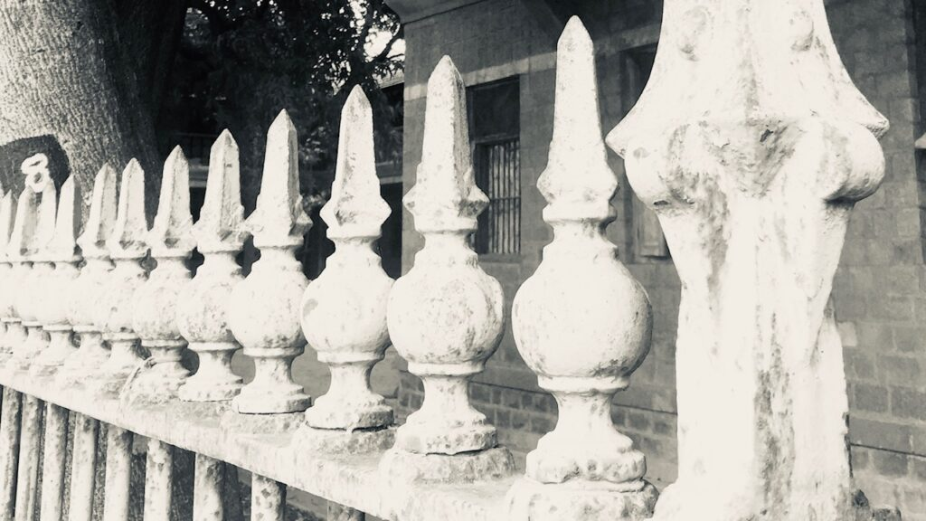 Villa Rashmi - A Heritage Gem in Mumbai   Bhadran Bhuvan was designed on the lines of a Spanish villa with a high stone plinth   TheKeybunch decor blog
