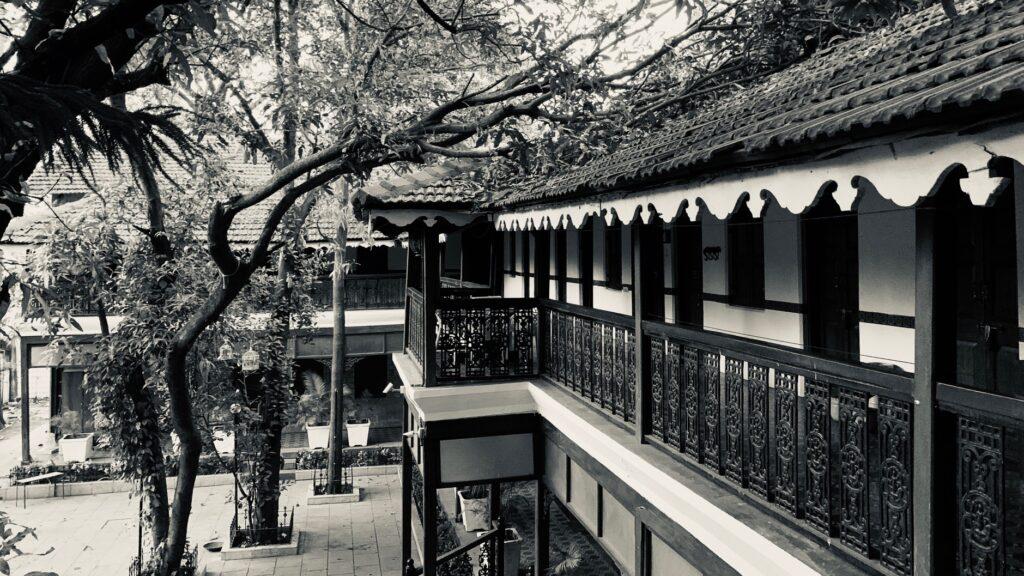 Villa Rashmi - A Heritage Gem in Mumbai   Beautifully restored spaces 100-year-old heritage villa in Mumbai   TheKeybunch decor blog