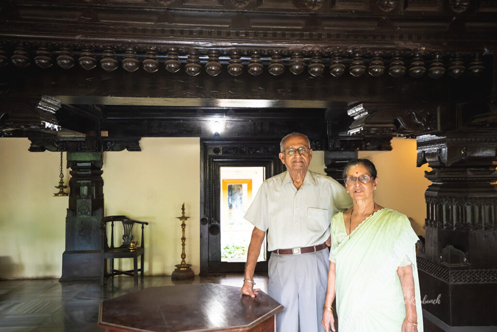 Kodialguthu House  Heritage home tour  The Keybunch  Jyoti Alva current owner