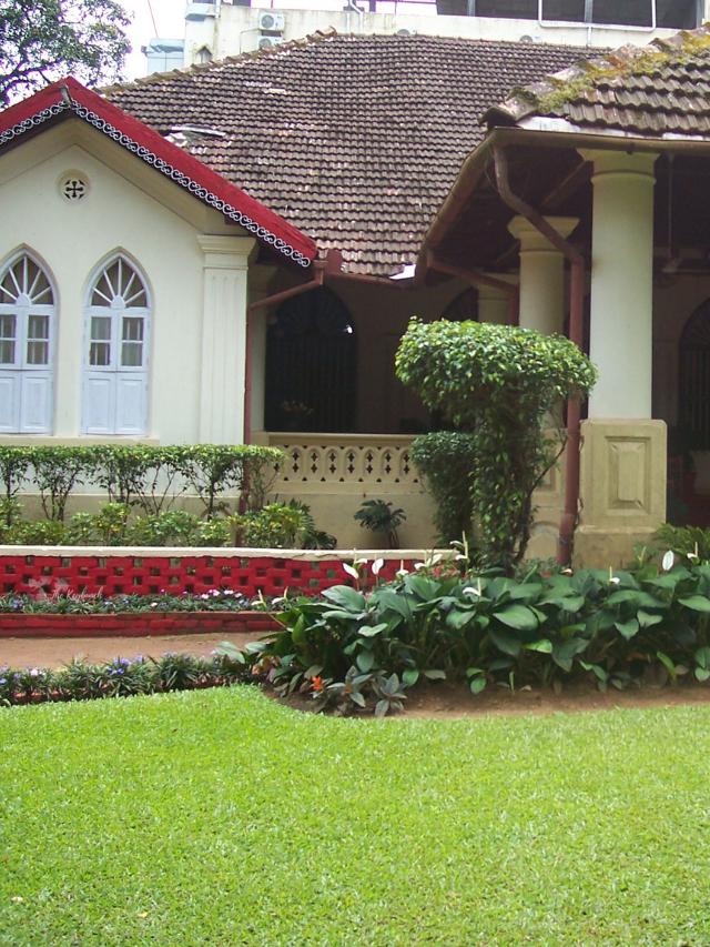 Belmont House – A colonial home in Mangalore
