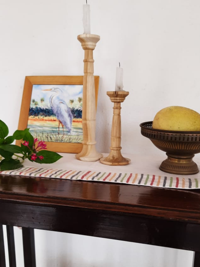 Styling with Nani's Old Vessels  – 12 Ideas