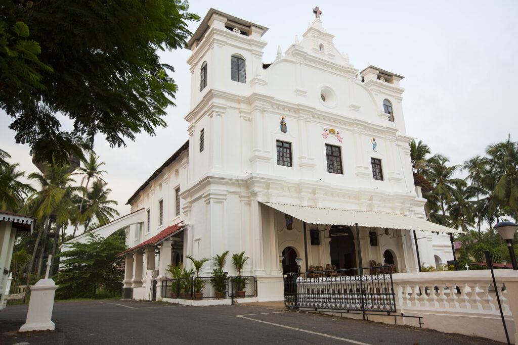 Betalbatim in Goa, India   Our Lady of Remedios Church, Betalbatim   TheKeybunch decor blog