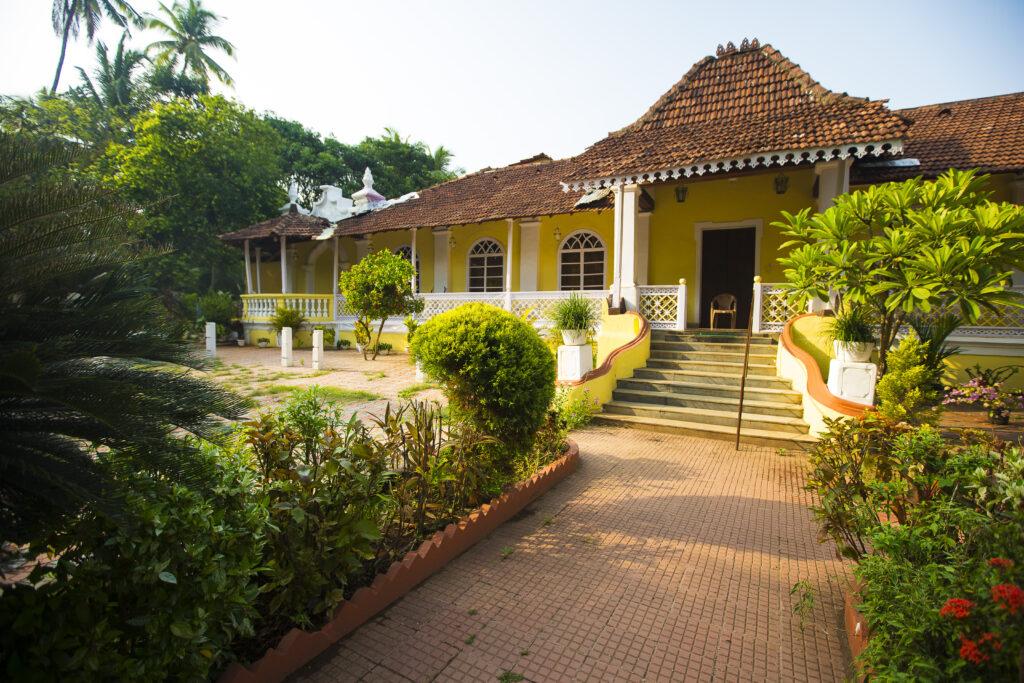 Betalbatim in Goa, India   Old heritage houses in Goa   TheKeybunch decor blog