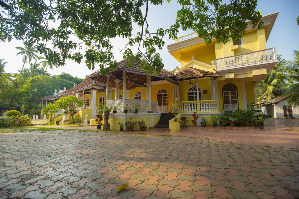 Betalbatim in Goa, India   Beautiful heritage house in Goa   TheKeybunch decor blog