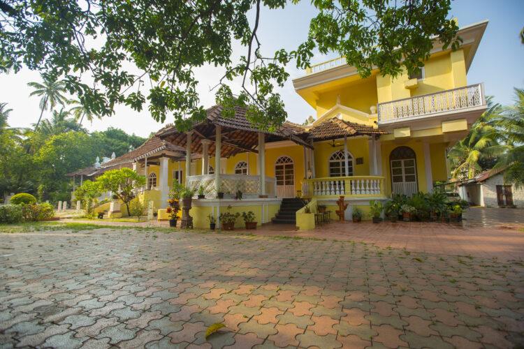 Beautiful heritage house in South Goa | Beatific Betalbatim: The Quietitude of Goan village life