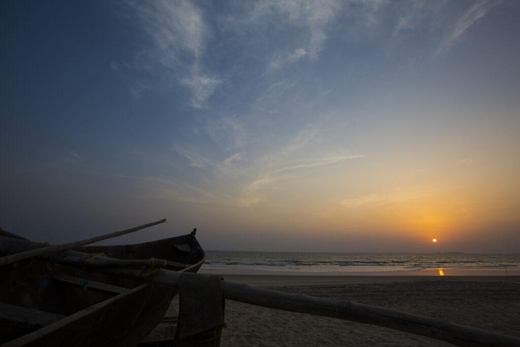 Betalbatim beach in Goa, India   TheKeybunch decor blog