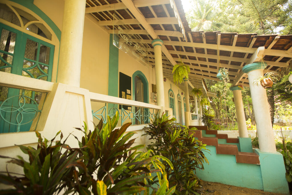 Betalbatim in Goa, India   Ray's Atelier located in a 100-year old Goan home   TheKeybunch decor blog
