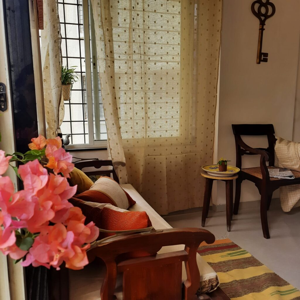 Fall Decor in India - Autumn Season | Warm tones in your upholstery and furnishings, and light, 'happy' drapes