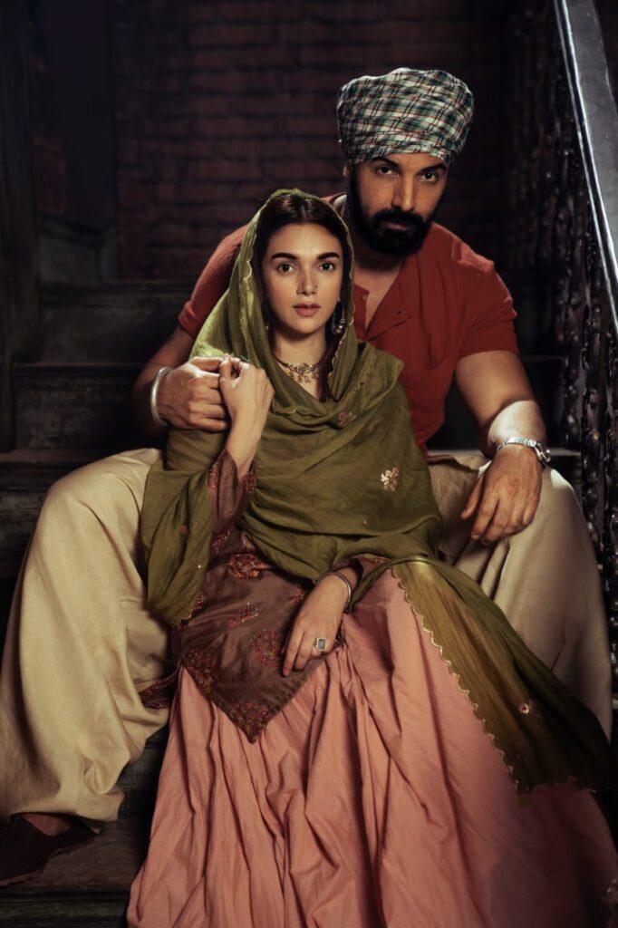 Lahore house in the movie Sardar Ka Grandson   John Abraham and Aditi Rao Hydari on Sardar Ka Grandson