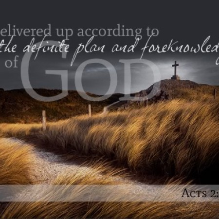 Acts 2:23