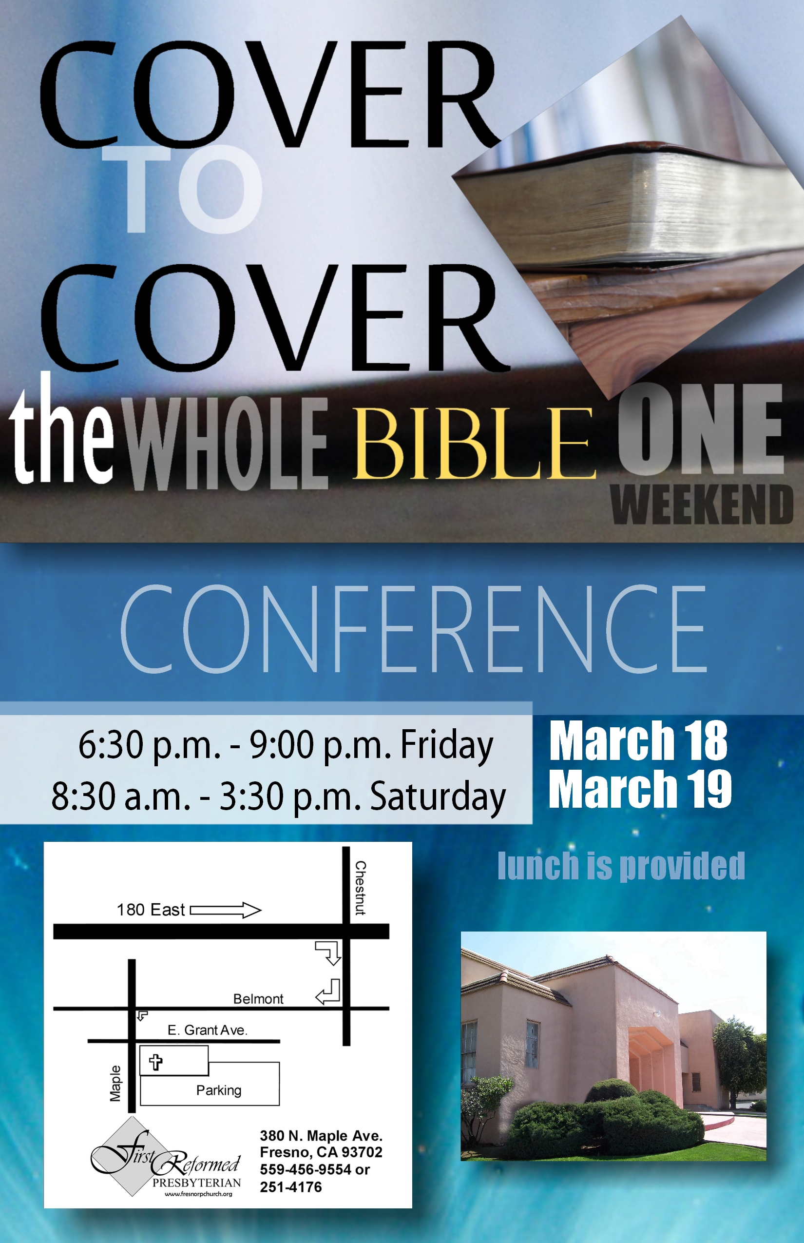 Cover To Cover Conference