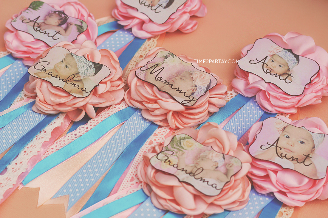 Dream Catcher Themed Welcome Baby Party