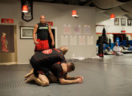 No Gi Jiu Jitsu/MMA