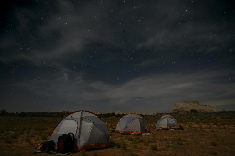 Overnight photography tours at White Pocket