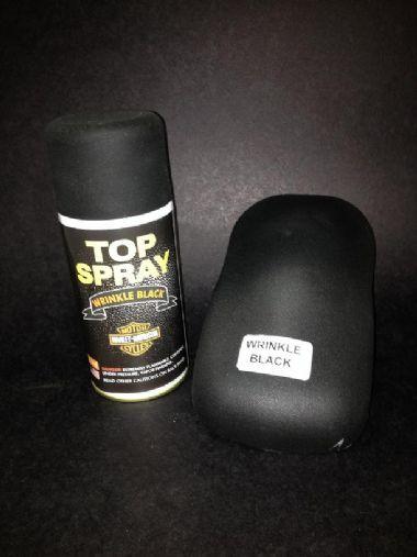 TOP SPRAY WRINKLE BLACK H-D 250ML