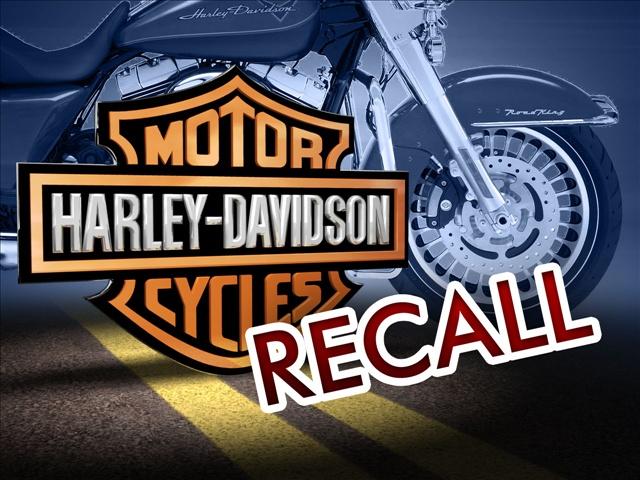 Harley-Davidson pode ter falha nos freios e recall atinge mais de 250 mil motos