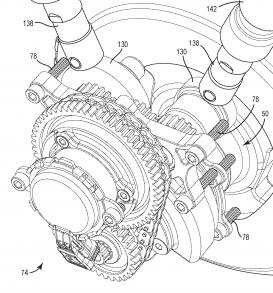 Harley-Davidson registra patente para novo motor V-Twin com VVT