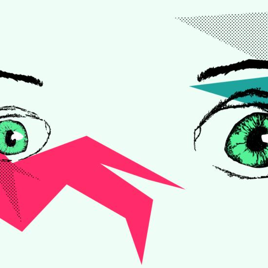 jacked eyes