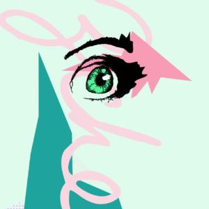 jacked eyes dress