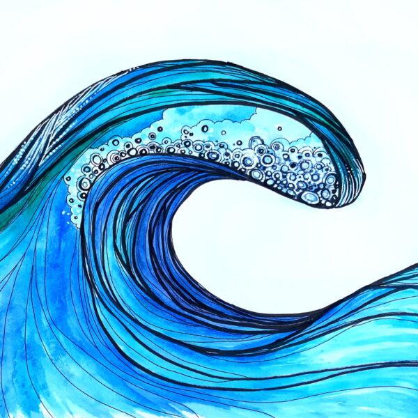 Wave Hello