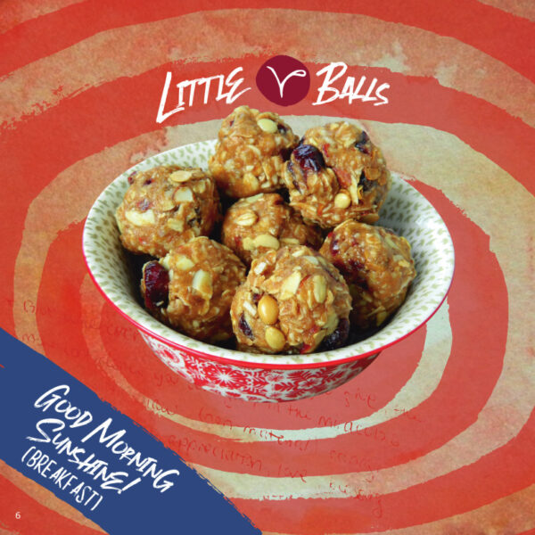 Little v Cookbook eBook