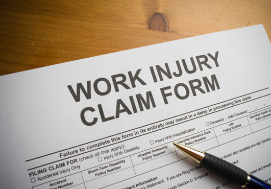 4 things to know about filing a workers' comp claim