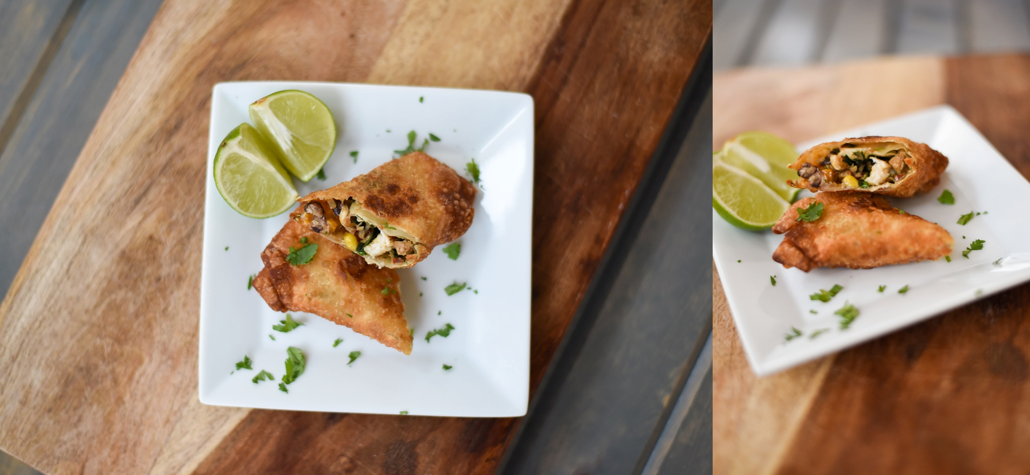 Your favorite restaurant appetizer can now be made at home. Enjoy my Southwestern Eggrolls full of flavor complete with the perfect crunch. -- www.thenewmrsallen.com