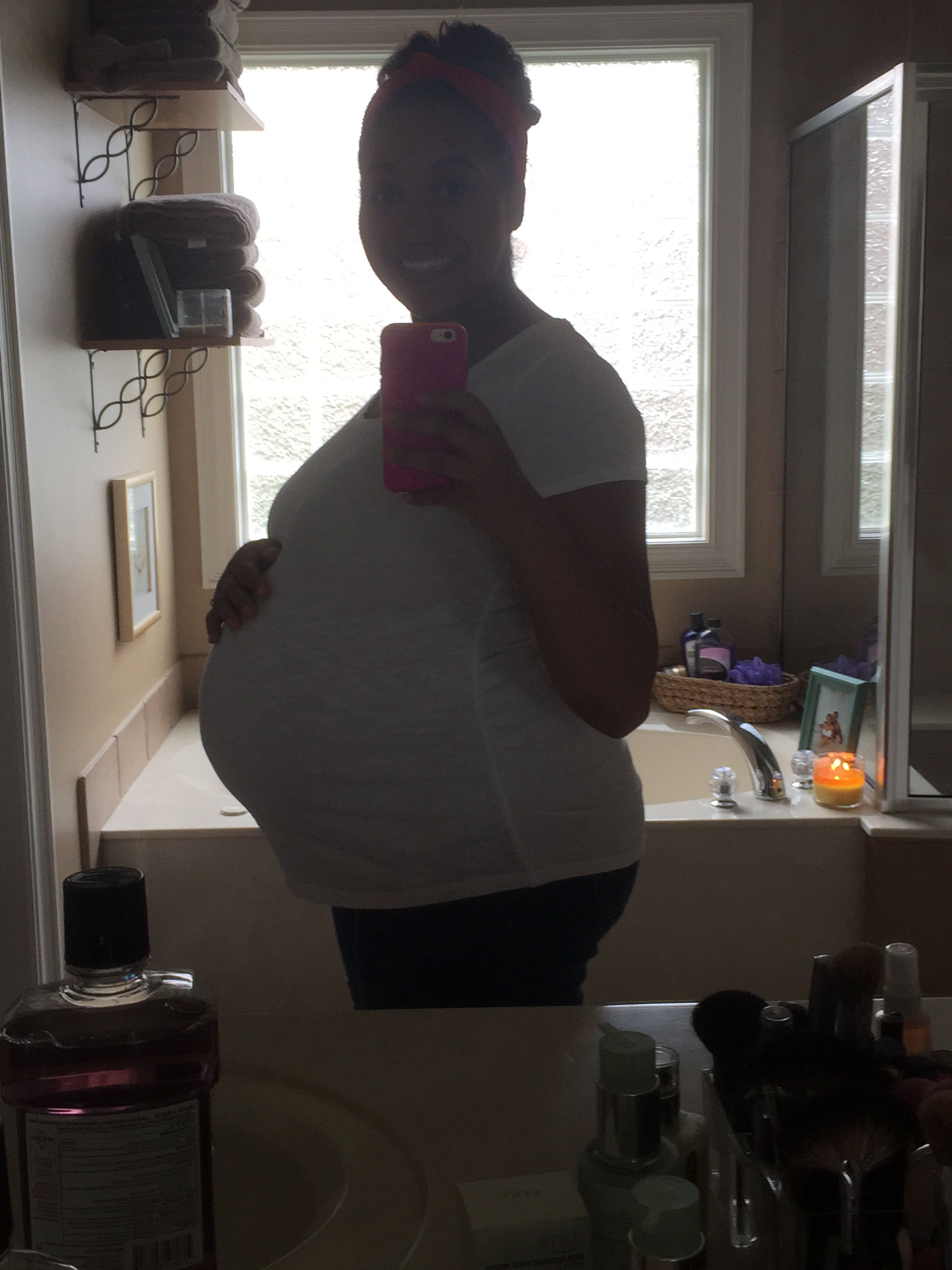 Getting Real About My Mom Bod. A post about real bodies after childbirth, real struggles, and unrealistic expectations.  www.thenewmrsallen.com
