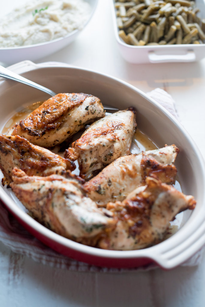 Whole30 Roasted Chicken Breast