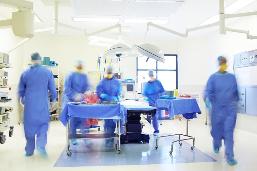atencion medica quirurgica
