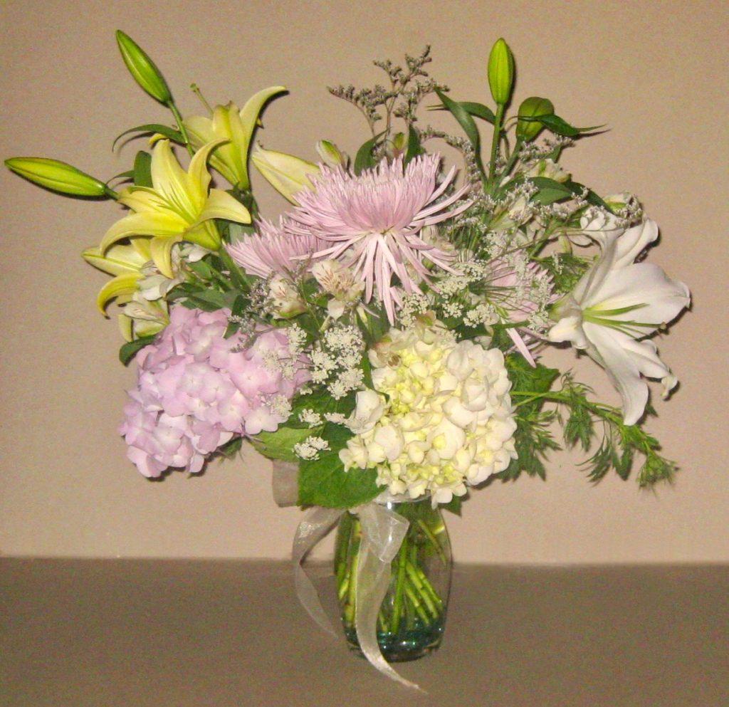 Floral Sympathy Boquet