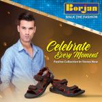 Casual Wear Eid Festive Shoes By Borjan Shoes 2015 2
