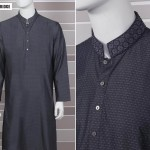 Eid Kurta Plain Designs For Men By Cambridge 2015 2