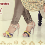Women Eid Sandals Traditional Wear By Hush Puppies 2015 11