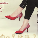 Women Eid Sandals Traditional Wear By Hush Puppies 2015 16