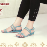 Women Eid Sandals Traditional Wear By Hush Puppies 2015 3