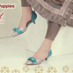 Women Eid Sandals Traditional Wear By Hush Puppies 2015 7