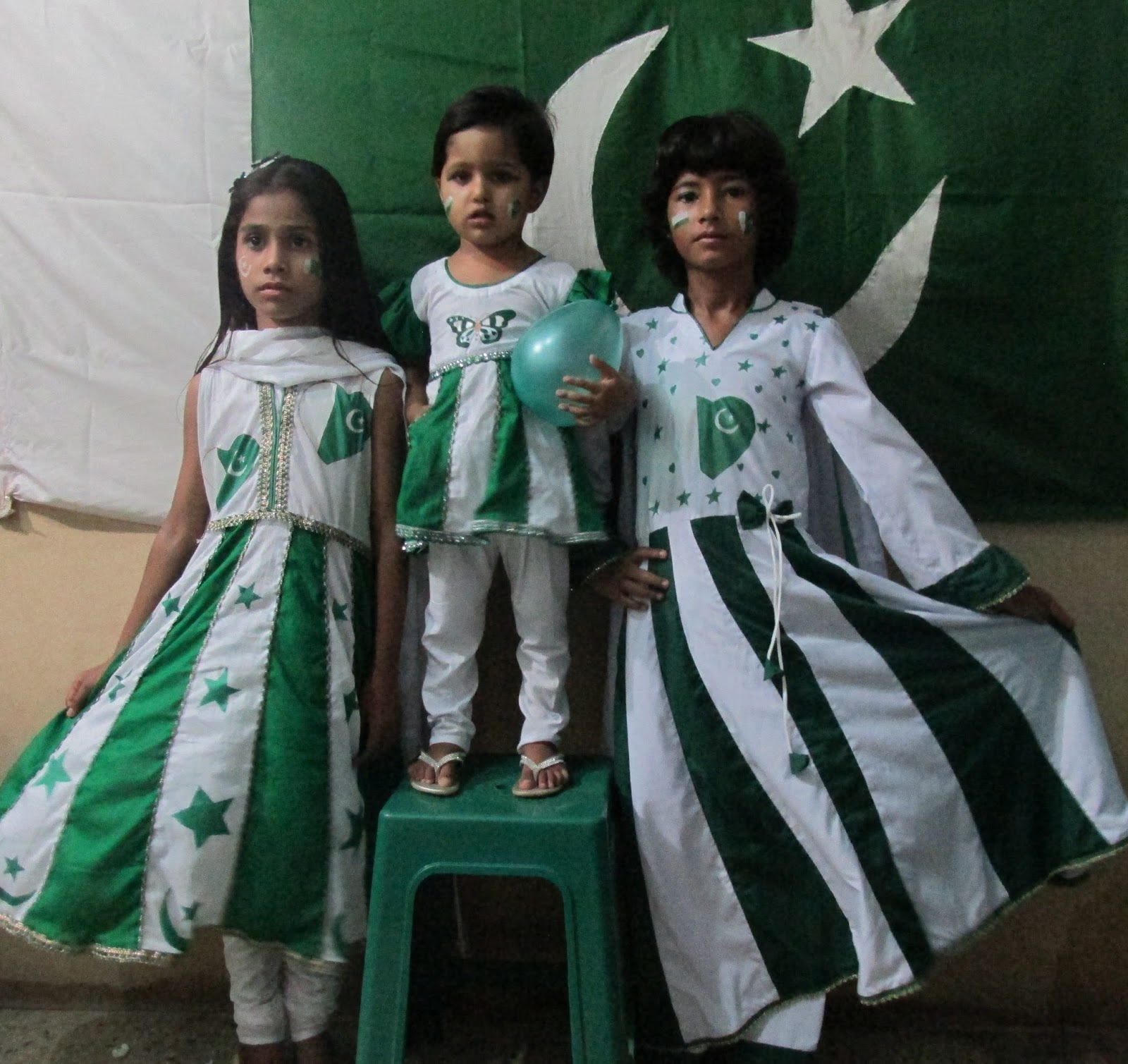 78c56024a7 Little Girls Independence Day Frock Designs 2015