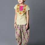 Midsummer Patiala Salwar For Kids By Leisure Club 2015-16 2