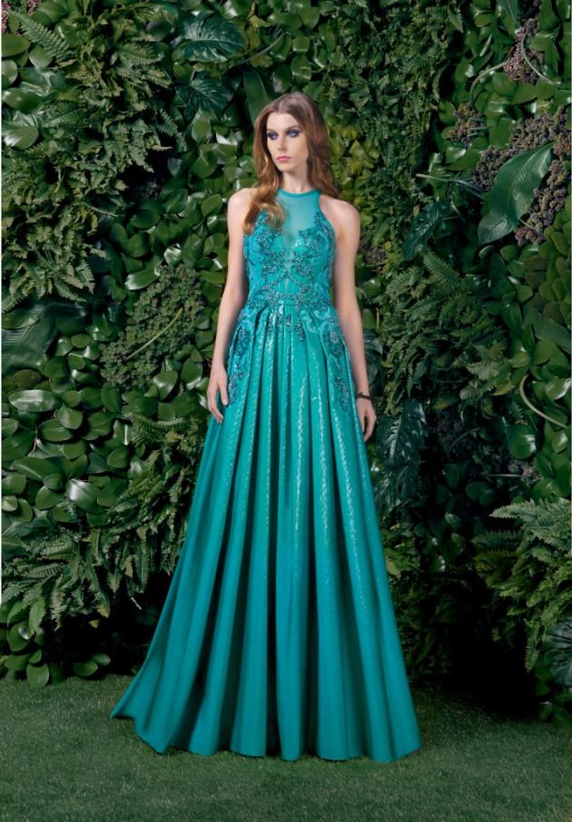 dinner gown dress