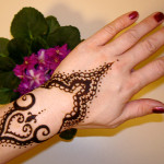 Eid Ul Azha Hand Mehndi Designs For Young Girsl 2015-16 17