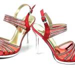 fancy high heel