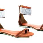 Eid Ul Azha High Heel Footwear By Metro Shoes 2015-16 6
